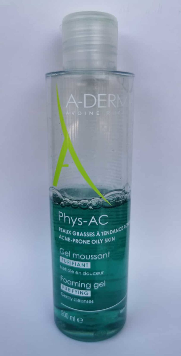 Aderma phys-as cleanser